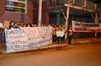 <p>Protesta en el Colegio de Psicopedagogos</p>
