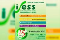 <p>Abierta la inscripci&oacute;n 2017</p>