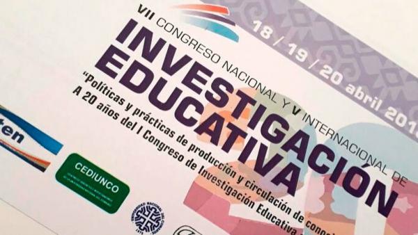 VII Congreso Nacional y V Internacional de Investigación Educativa