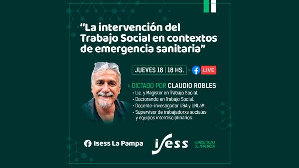 La intervención del Trabajo Social en contextos de emergencia sanitaria